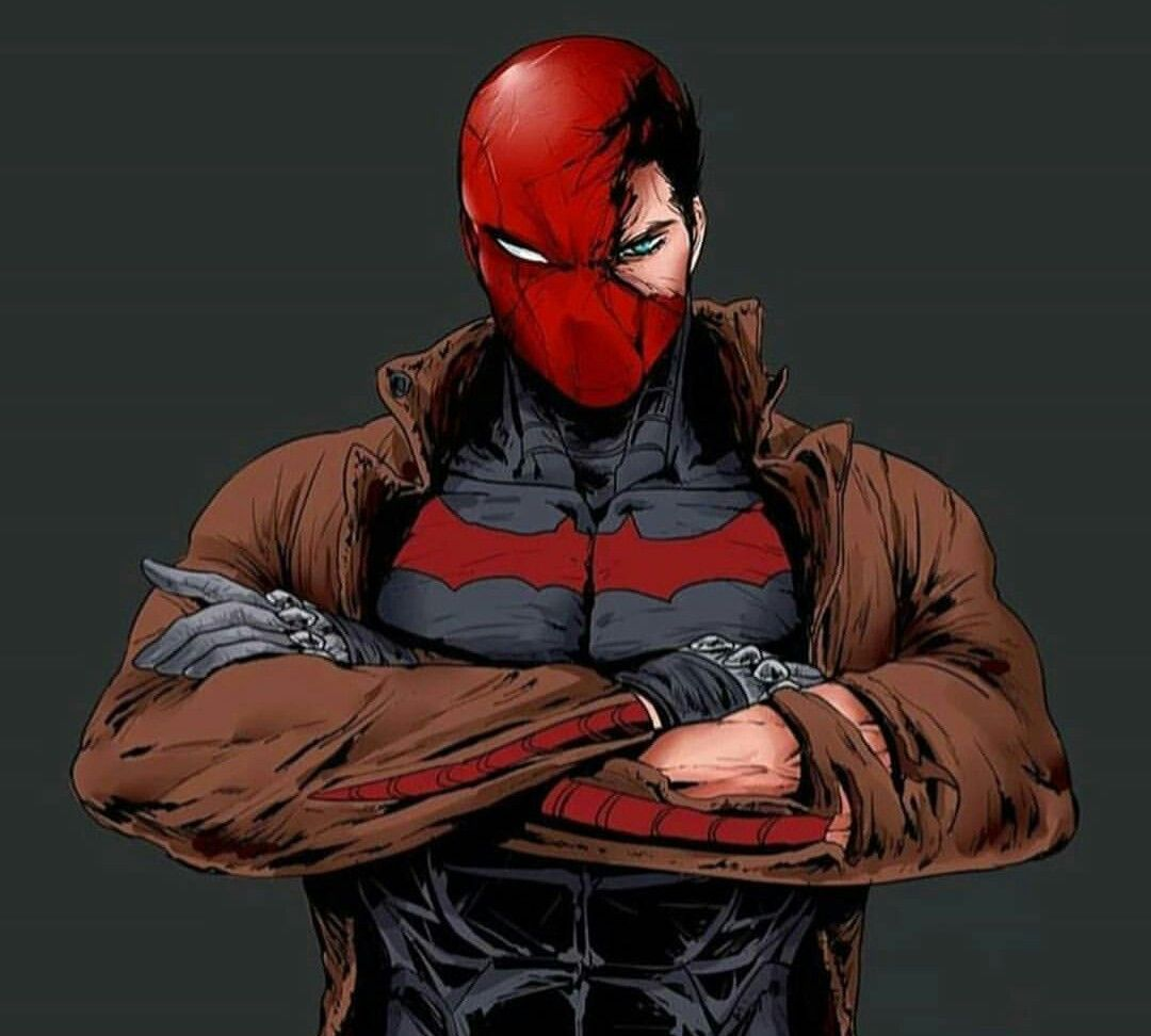 dc comics red hood
