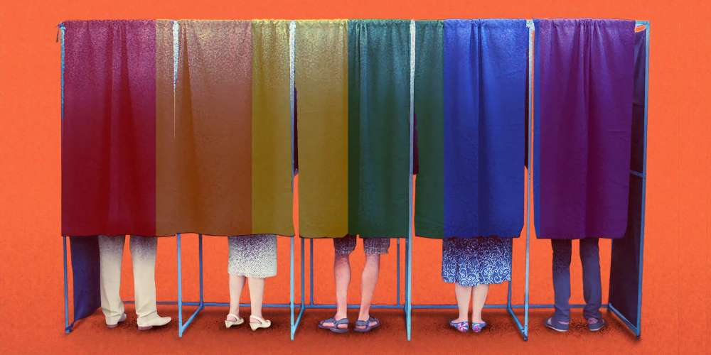 Pride Month May Be Over, But It's Time to Focus on Registering LGBTQ Americans to Vote