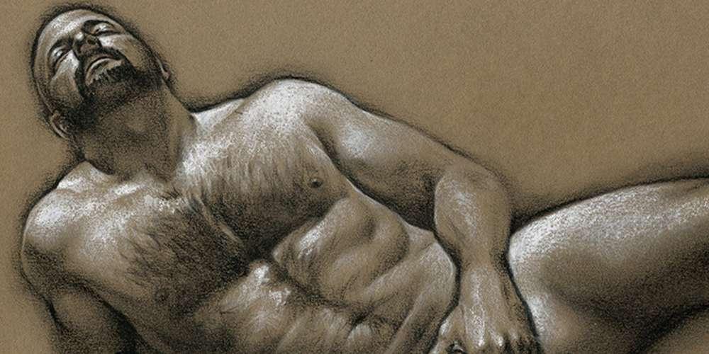 Fotografia do ursão Chris Lopez explora sexo sem vulgaridade (NSFW)