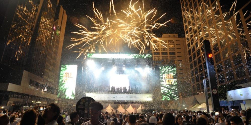 Prefeitura cancela réveillon na Paulista, em SP, devido à pandemia de coronavírus