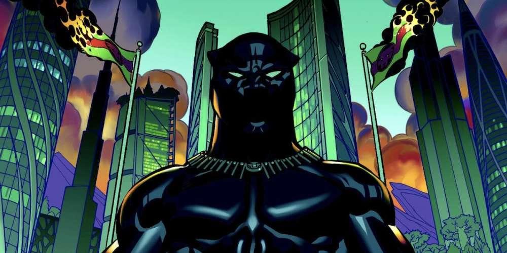 Краткий урок истории о темнокожих супергероях в комиксах на протяжении 75 лет