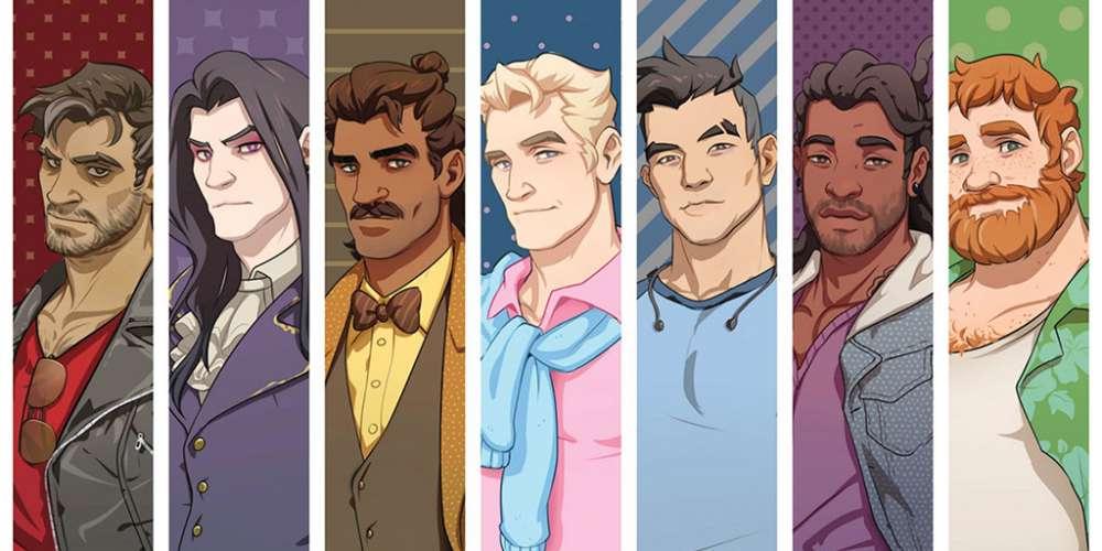 Video Juegos Gay y Sensuales: 5 Juegos para Calentarte