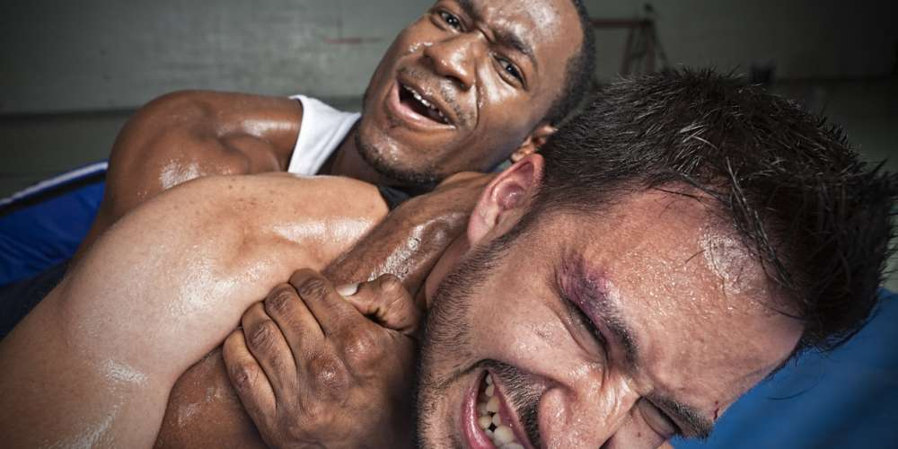 I Joined a Gay Men's Wrestling Group and Learned a Lot About Myself
