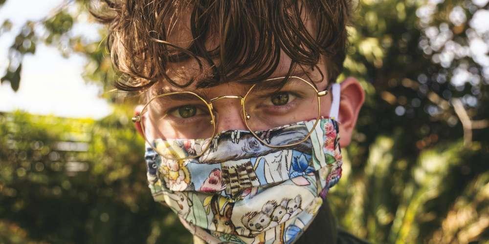 4 вересня Hornet святкував міжнародний день # Mask4Mask, щоб популяризувати носіння масок в громадських місцях