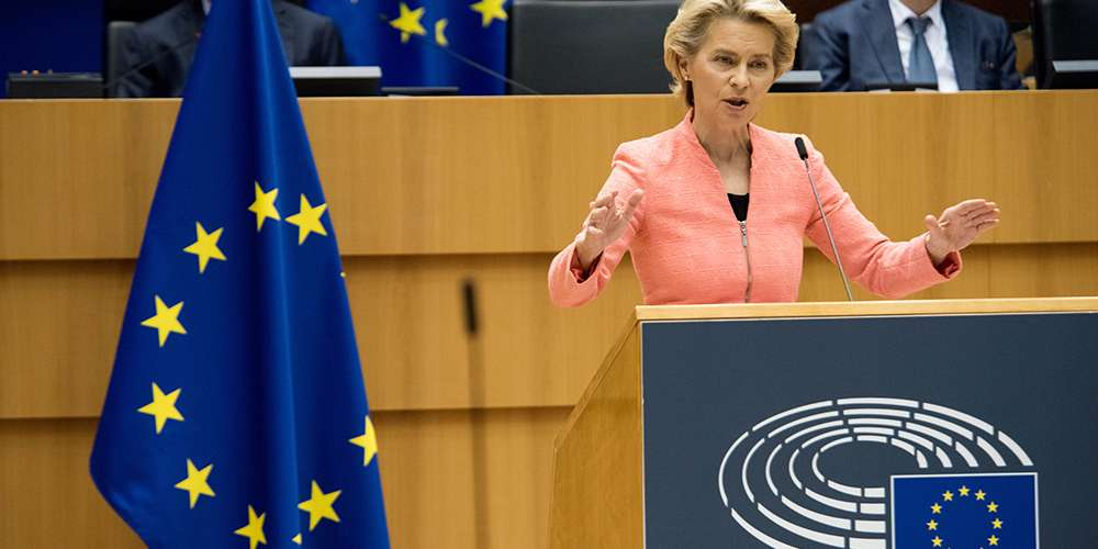 Ursula von der Leyen prend position sur les questions LGBT
