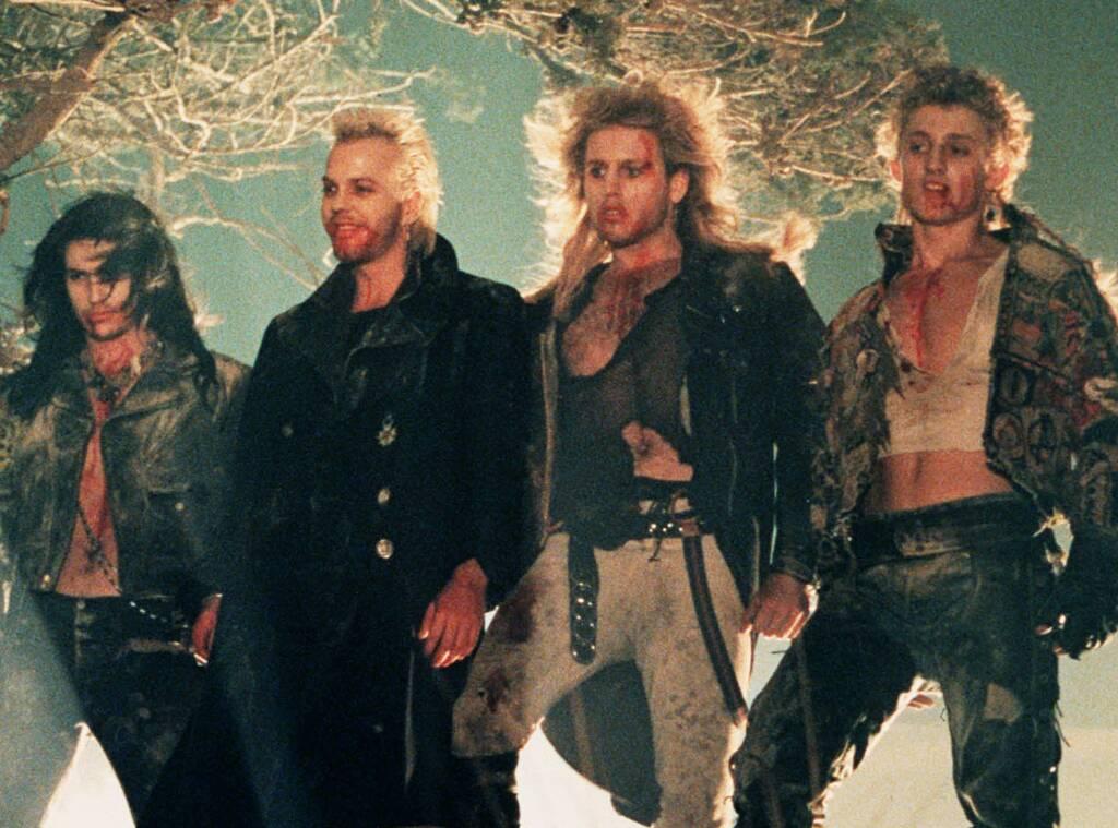 best gay horror films, halloween binge-watch, the lost boys