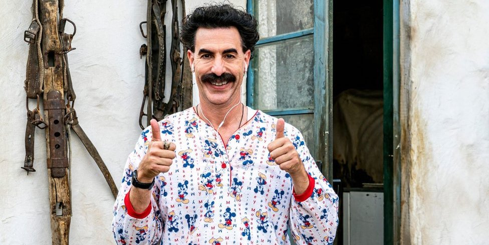 The 'Borat' Sequel Could Be the Most Political Film of the Year