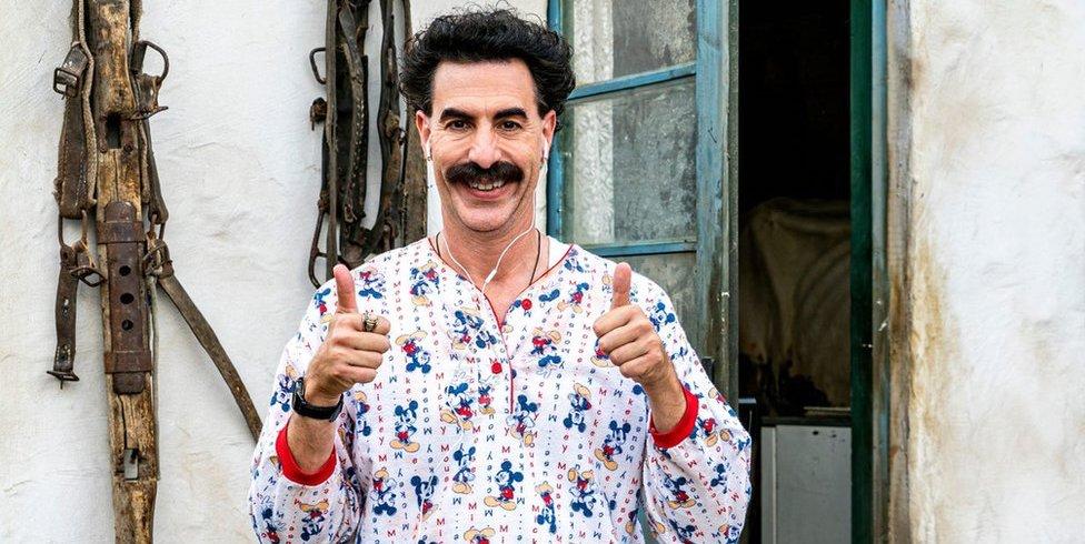 """Продовження """"Бората"""" може виявитися найполітичнішим фільмом року"""
