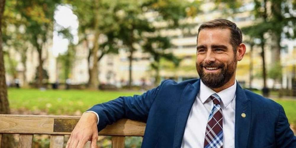 10 Reasons We're Currently Swooning Over American Politician Brian Sims