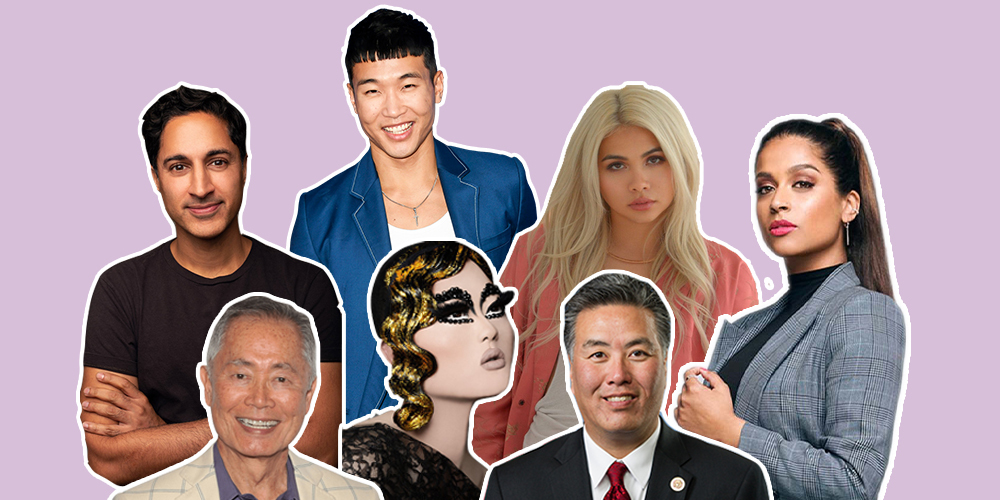 hornet.com: 18 Queer People Of Asian Descent Who Are Kicking Ass in 2021